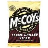 McCoys Steak Crisps