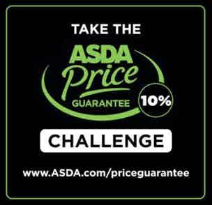 Asda low prices