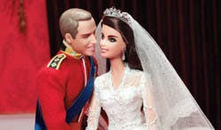 Barbie Royal Wedding
