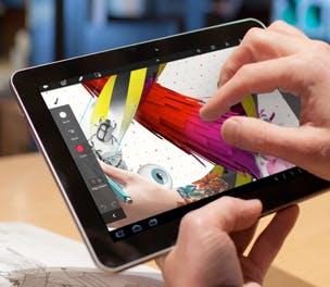 Adobe Tablet