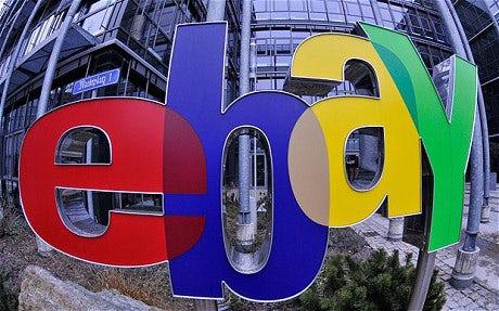 Ebay Returns To Uk Screens Marketing Week