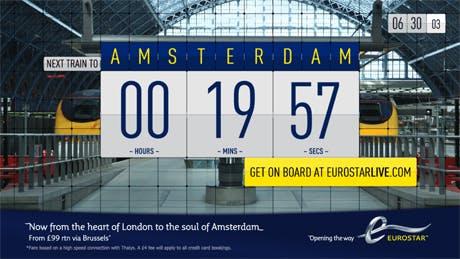 Eurostar Live