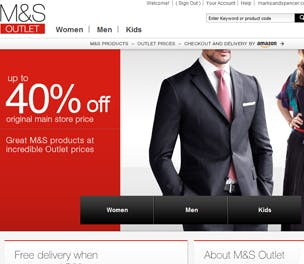 M&S launches online outlet shopping – Marketing Week