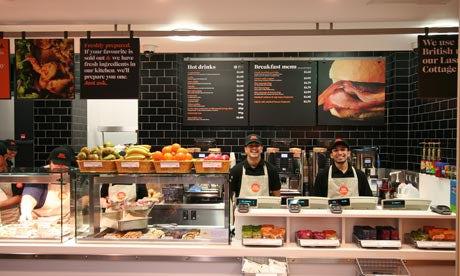 Sainsburys Pulls Fresh Kitchen Food Trial Marketing Week