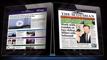 The Scotsman IPad
