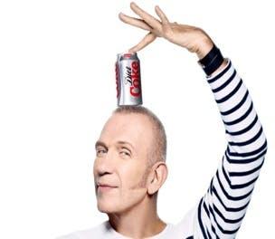 John Paul Gaultier Diet Coke