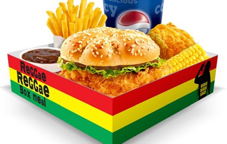 KFC Reggae Reggae