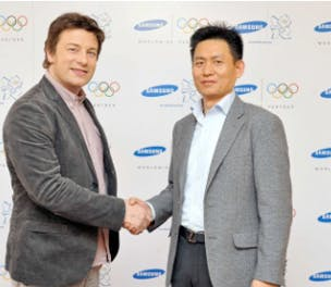 Samsung Jamie Oliver