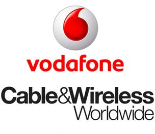 Vodafone acquires Cable & Wireless Worldwide
