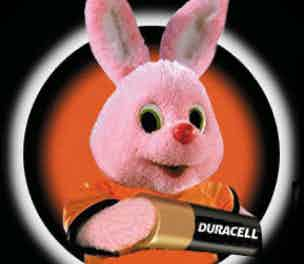 Duracell Bunny