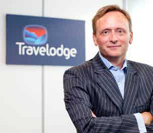 Guy Parsons Travelodge