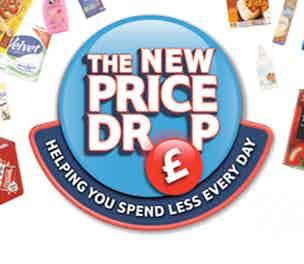 Tesco Price Drop