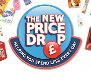 Tesco Price Drop