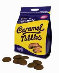 Cadbury Nibbles