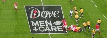 Dove Men to sponsor WRU