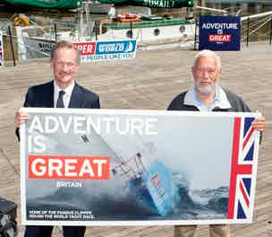 GREAT campaign Clipper Round The World Yacht Race