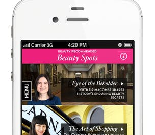 PG beauty app