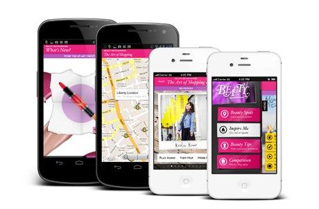 PG beauty app