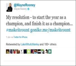 RooneyTweetsHP