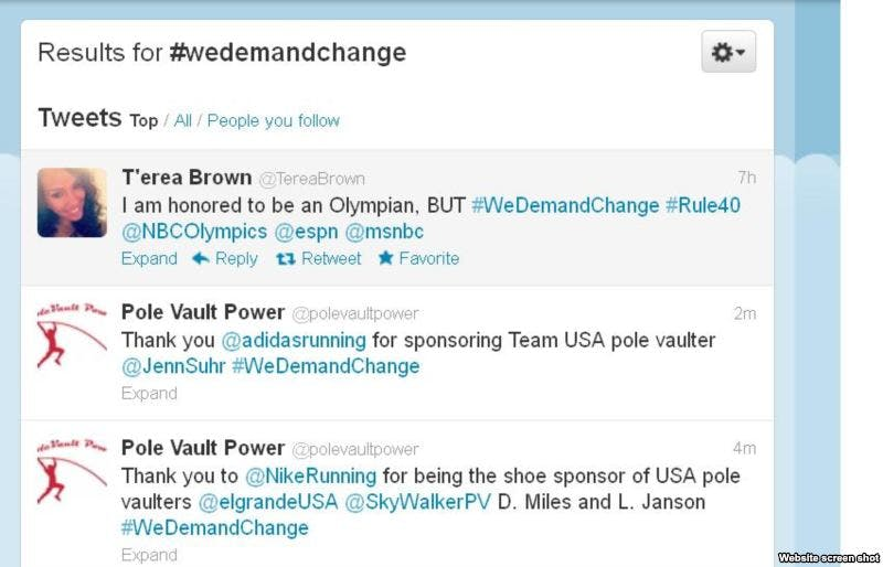 OlympicTweets