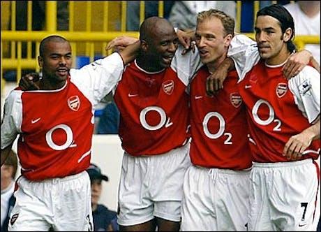 Arsenal 2003