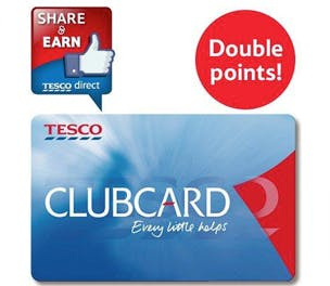 tesco clubcard facebook