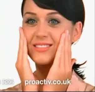 Katy Perry for Proactiv