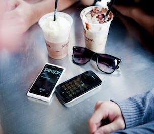 Nokia Lumia Cafe