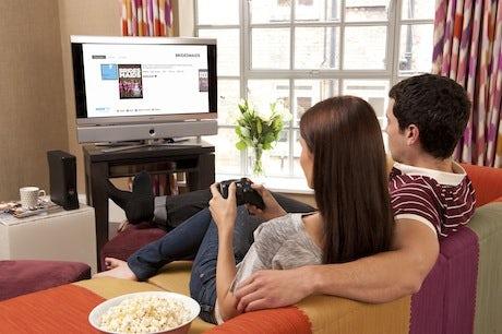 Now TV XBox