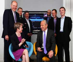 YouView stakeholders