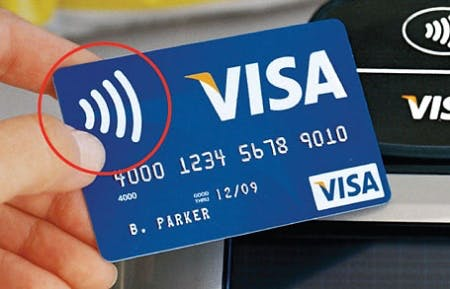 VisaGamesContactless