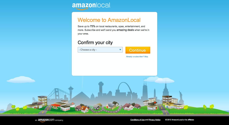 Amazonlocal