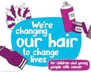 CLIC Sargent The Big Buzz