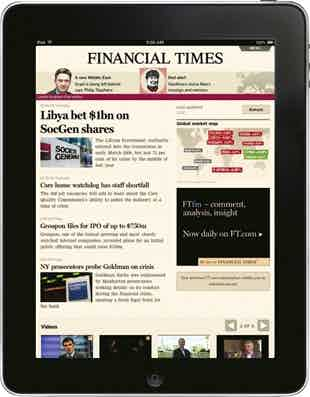 FT iPad