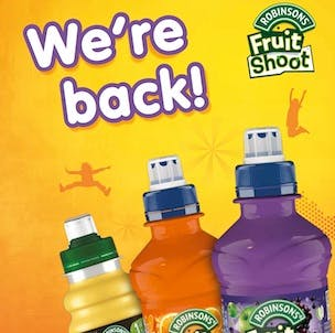 Fruit Shoot recall