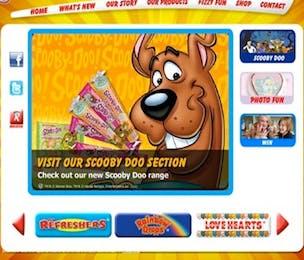 Scooby Doo Swizzels Matlow