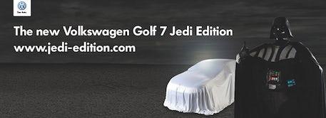 Star Wars Greenpeace Volkswagen