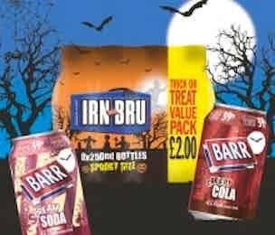 Irn Bru Barr Spooky