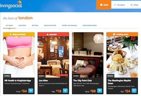 Living Social London