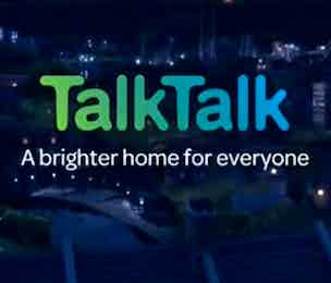 Talk Talk ad