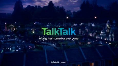 Talk Talk TV ad