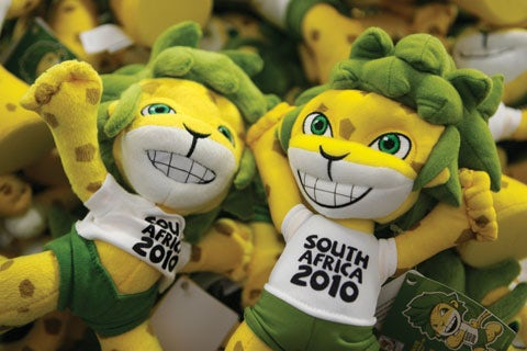 FIFA mascot