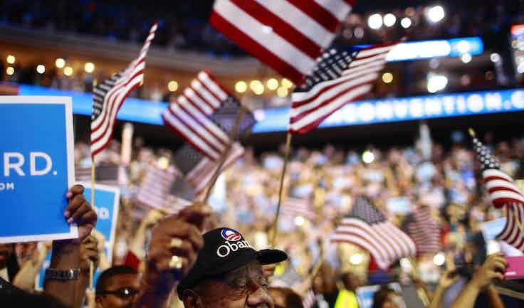 US election campaign