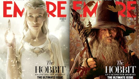 Empire's biggest campaign in seven years will celebrate The Hobbit.