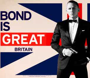 Bond is GREAT