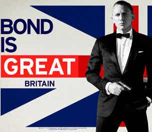 Bond is GREAT