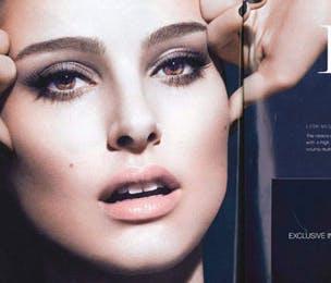 Christian Dior Natalie Portman