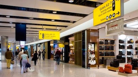 Earn reward points when you shop at Heathrow airport