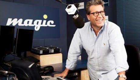 magic fm Neil Fox