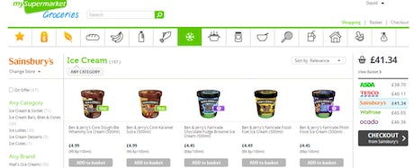 My Supermarket to launch app to 'revolutionise' online grocery shopping.